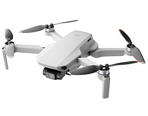 DJI Mini 2 - Ultraligero y Plegable Drone Quadcopter, 3 Ejes...
