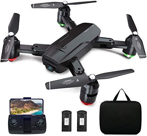 Dragon Touch Drone Plegable GPS con Cmara 1080P HD Avin con WiFi...