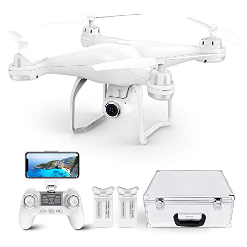 Potensic Drone GPS T25 HD Cmara 120 de ngulo Amplio Ajustable 2K...