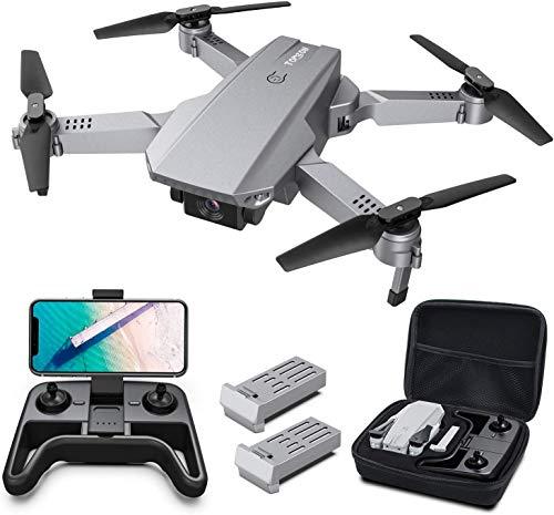 Tomzon D25 RC Drone con cmara 4K, Drone para Principiantes,...