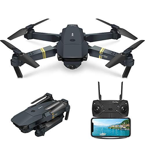 EACHINE E58 Drone con Camara HD 2.0MP 720p WiFi Wide Angel Drone...