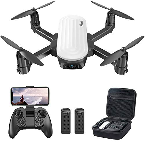 Potensic Elfin 2K Drone con Cmara, Dron WiFi con 20 Minutos...