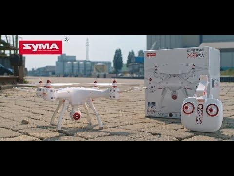 Syma X8SW Latest FPV Drone