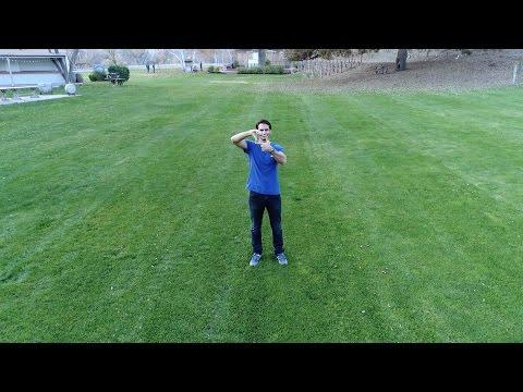 DJI Tutorials - Phantom 4 Pro - Gesture Mode