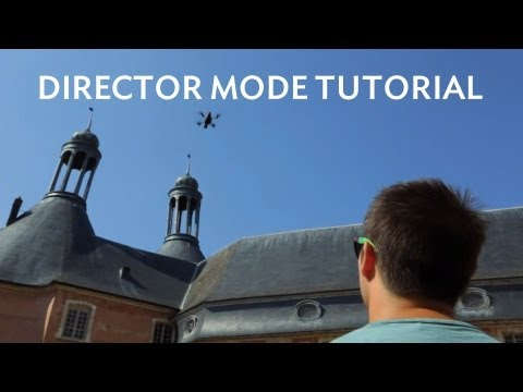 AR.Freeflight 2.4: Director Mode Tutorial