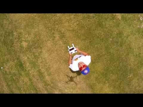 Xiaomi Mi Drone Flight Test ITVer