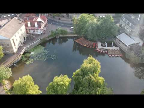 DJI SPARK In Cambridge June 26-17