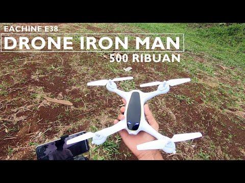 REVIEW Eachine E38 Drone Murah Kamera TERBAIK dibawah 1 Juta