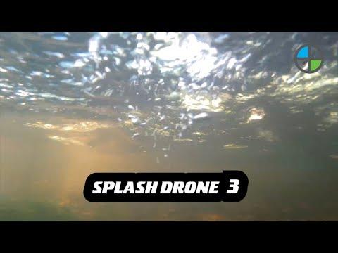 Évadez-vous avec le Splash Drone 3