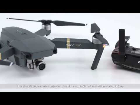 How to Link DJI Mavic Pro Remote Controller