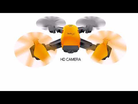 IDEA7 New GPS selfie drone