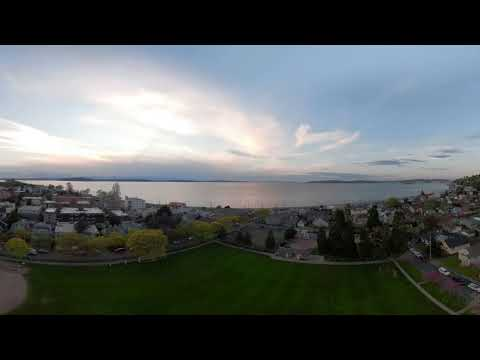 GoPro Fusion on 3DR SOLO drone