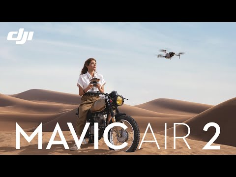 DJI - This Is Mavic Air 2