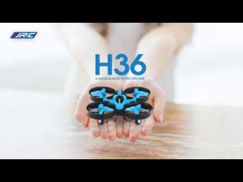 JJRC H36 MINI Quadcopter Flying