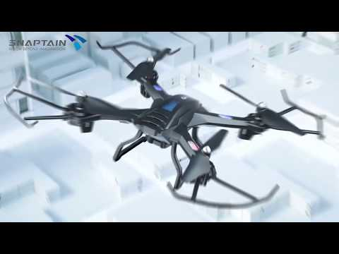 SNAPTAIN S5C - An EasyFun and Multi-function - Drone for Beginners