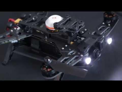 Walkera Runner 250 Racing and 3D fly