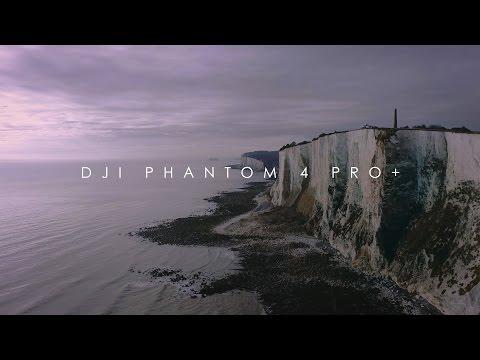 DJI Phantom 4 Pro + 🎥 4K 60fps Test-Footage | Dover - United Kingdom