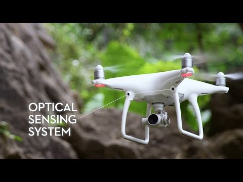DJI Technologies - Obstacle Sensing & Vision Positioning