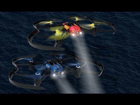 Parrot Minidrones - Airborne Night