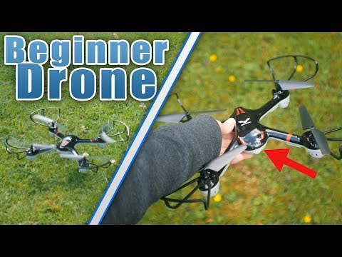 Best Beginner Drone 2017 - DROCON Cyclone X708 Review