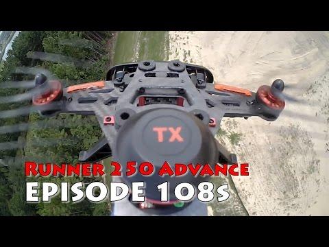 Runner 250 GPS Advance Beta Test Footages