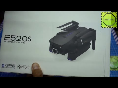 El único drone con cepillos y GPS que me ha convencido... Eachine E520S solo un fallo...|DRONEPEDIA