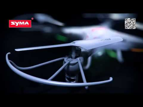 Syma X5C Promotional Video