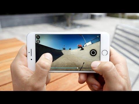 GoPro Fusion: Presentamos OverCapture para móviles con la aplicación GoPro