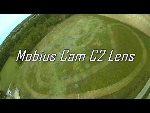 FPV 250 - Mobius Cam C2 Lens - Drone Racing Training