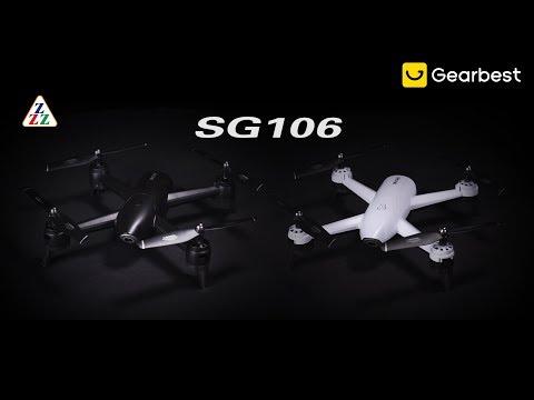 SG106 22mins Flight RC Drone - Gearbest.com