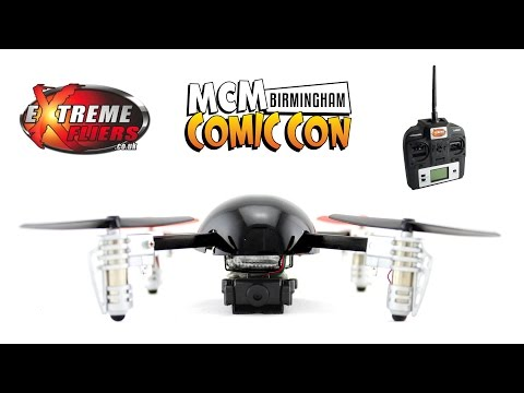 Extreme Fliers Micro Drone with Camera Kit