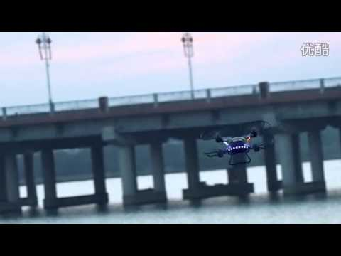 JJRC H8C 4CH 6 Ejes RC Quadcopter Remote HD aerial vehicle