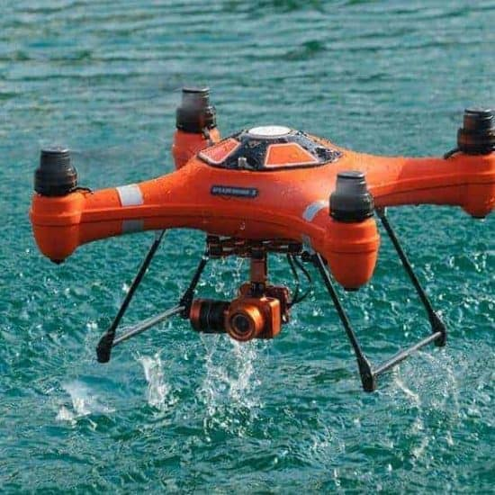 Splash Drone Mariner 3
