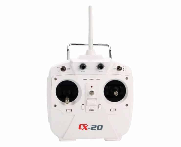 control cx 20