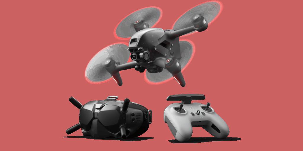 drones fpv con gafas