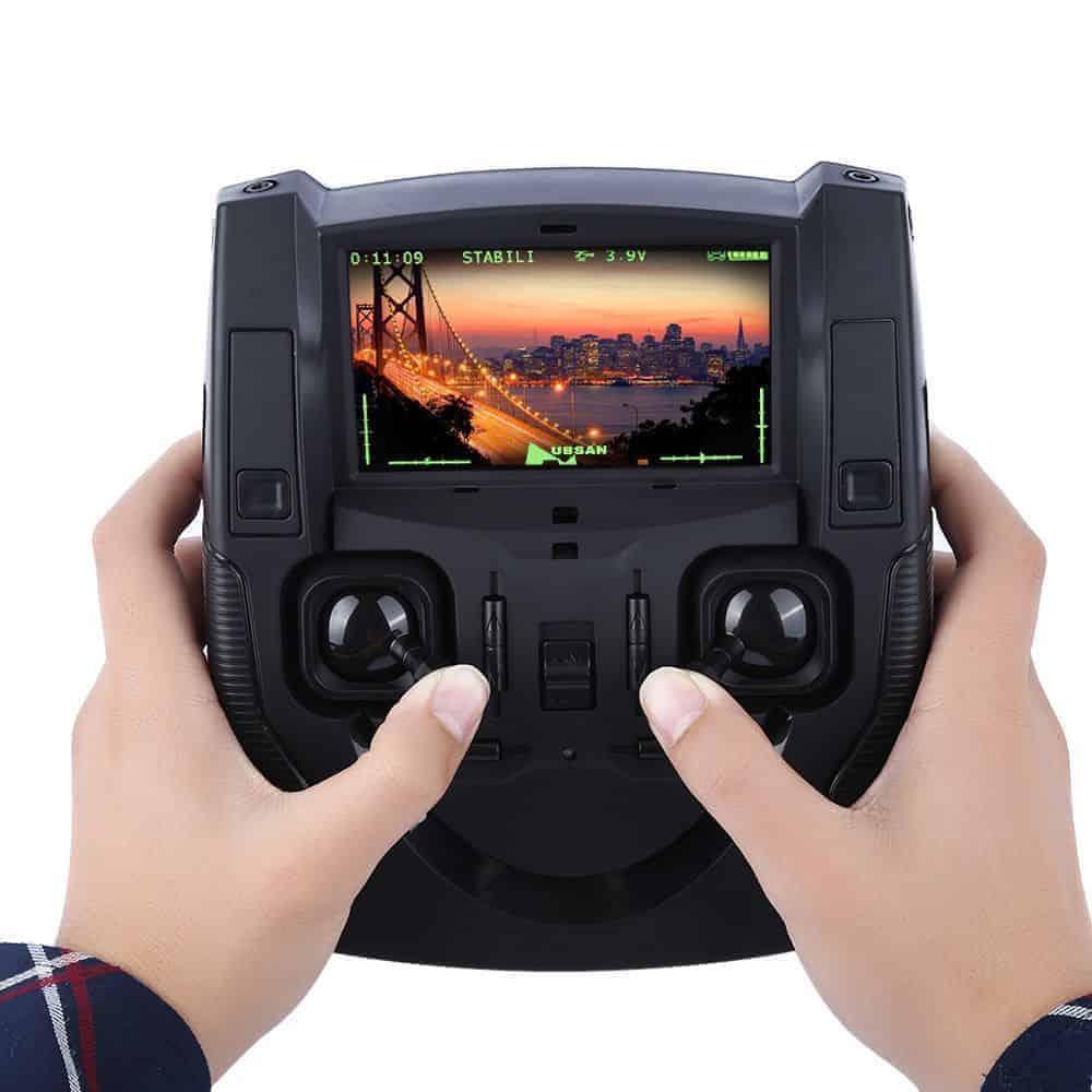 Hubsan X4 Plus H107d+radio control