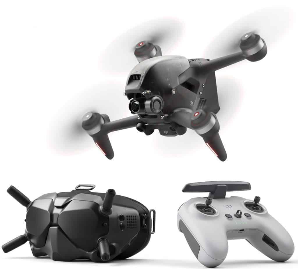 drones profesionales 4K