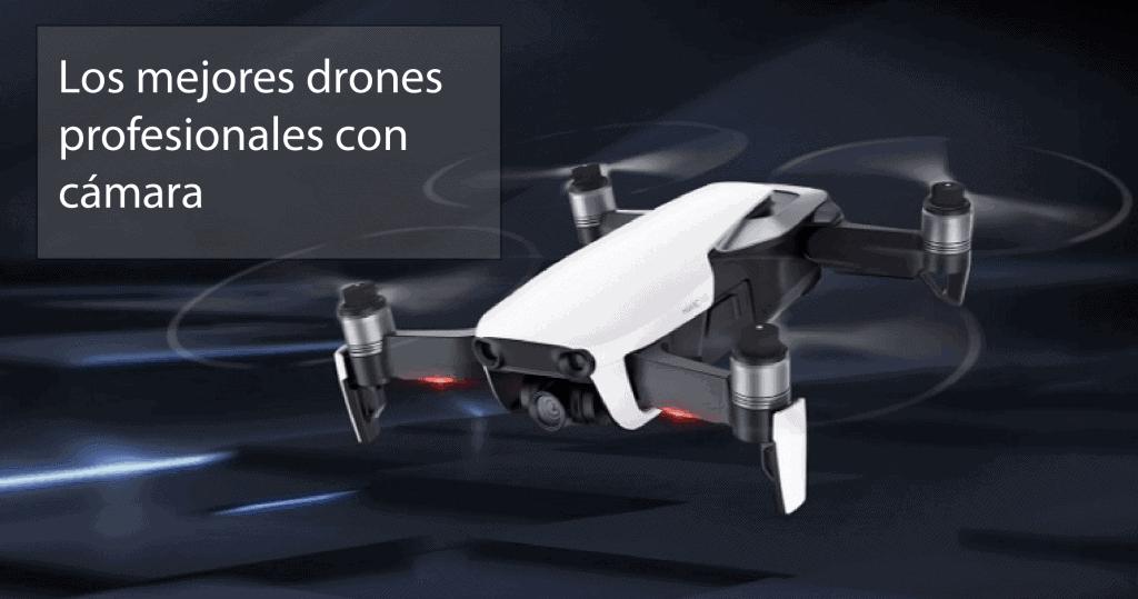drones profesionales baratos con camara