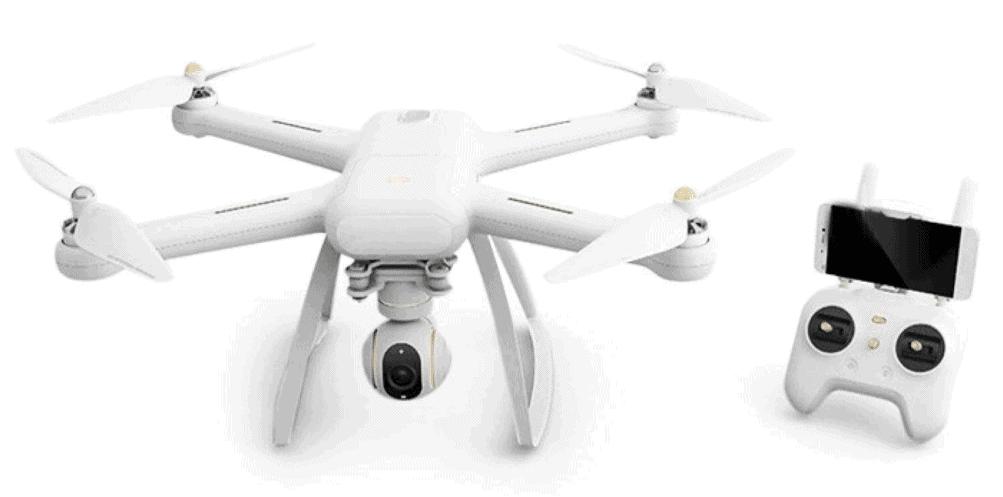 mejor drone profesional calidad precio 2018