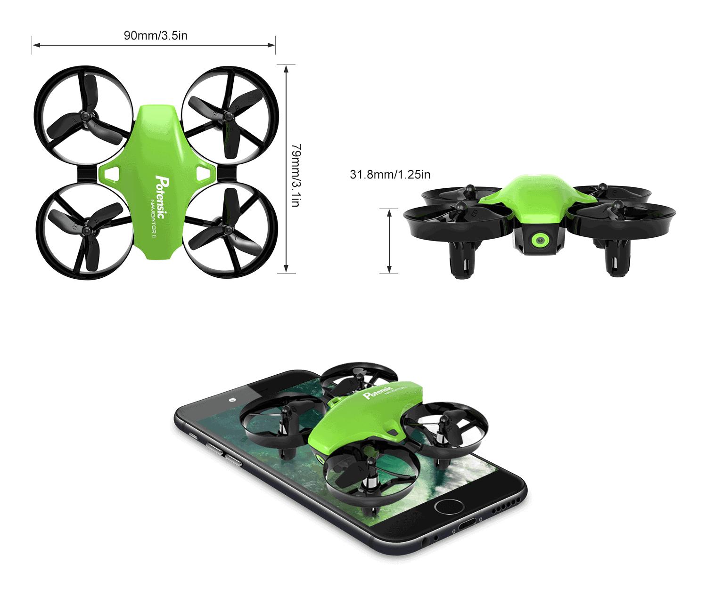 potensic mini drone a20