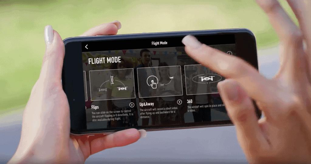 Ryze tello dji drone app