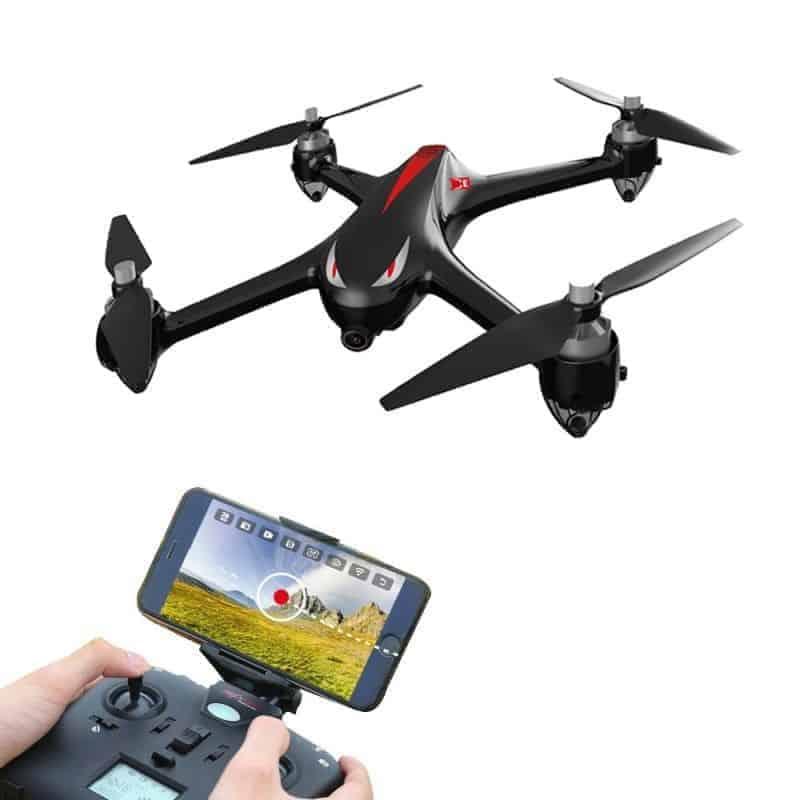 Potensic D80 - MJX Bugs 2W control app