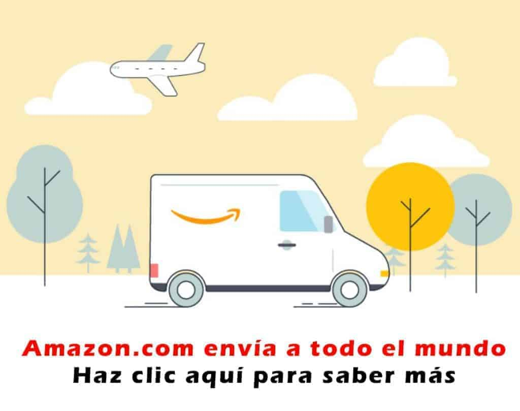 envios internacionales amazon
