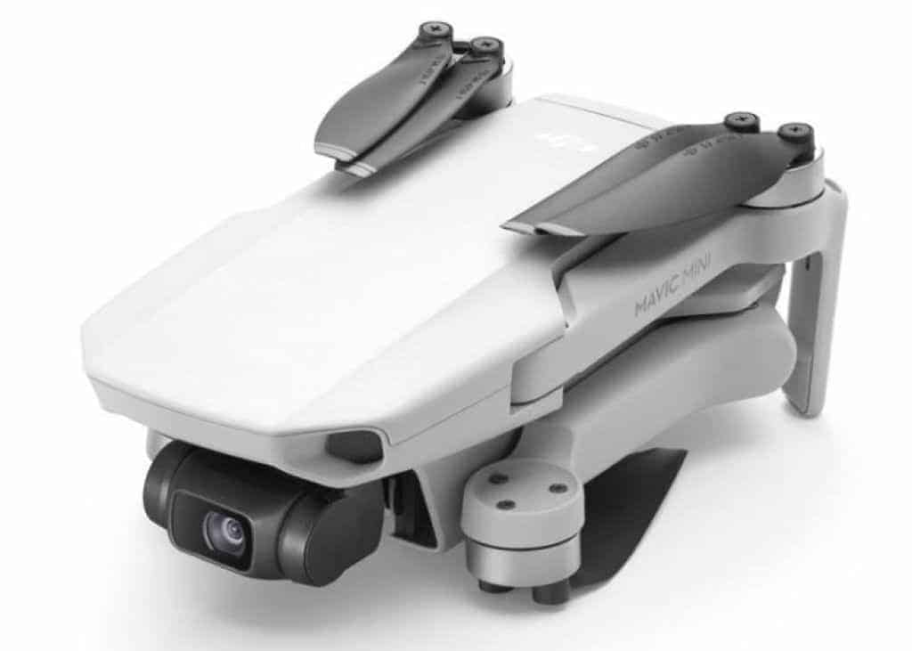 mavic mini dji plegable