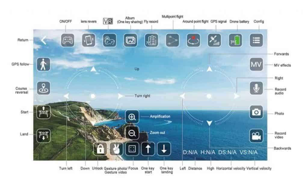 L109 PRO GPS app