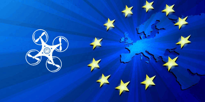 normativa europea drones españa
