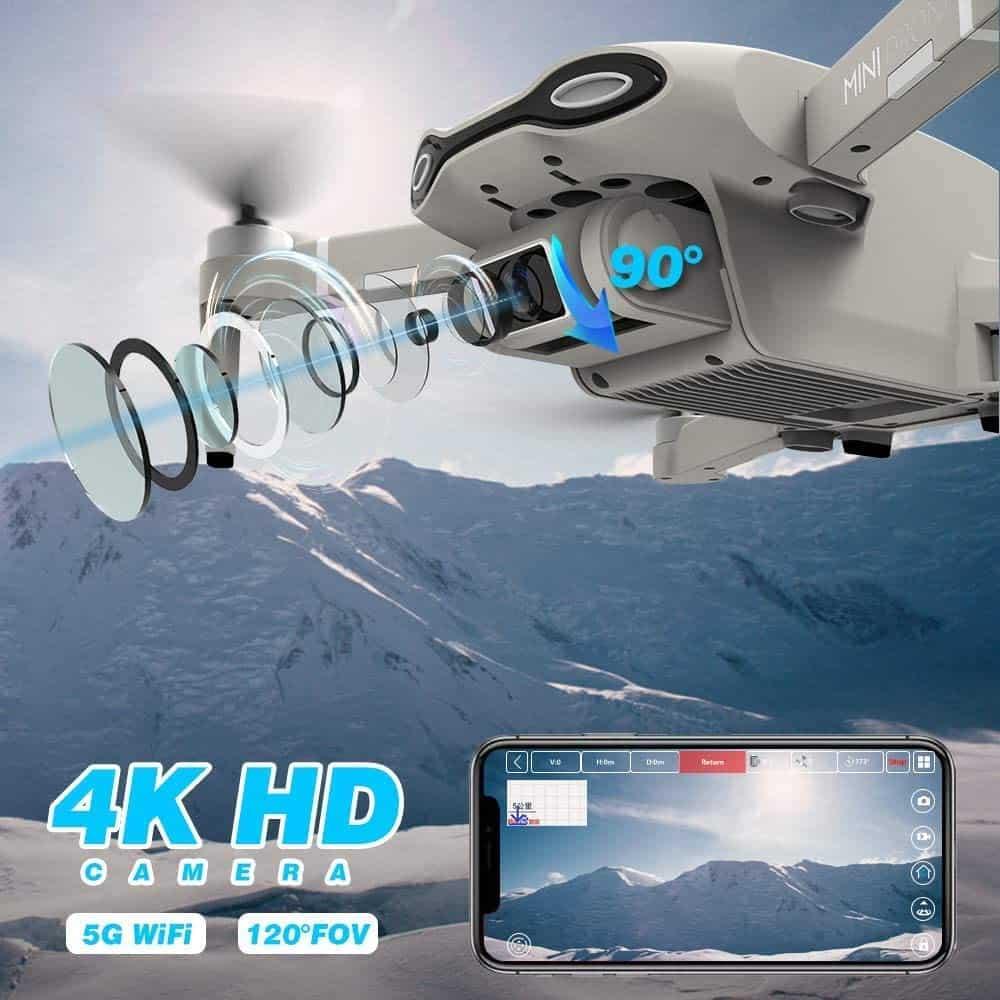 Idea 39 drone 4k