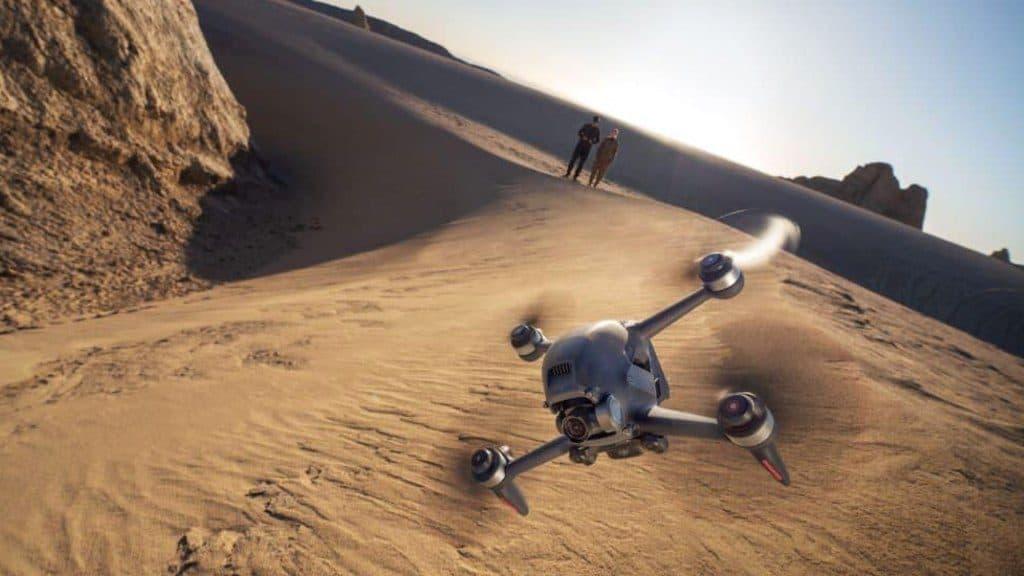 dji fpv dron