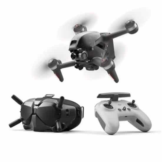 dji fpv drone de carreras