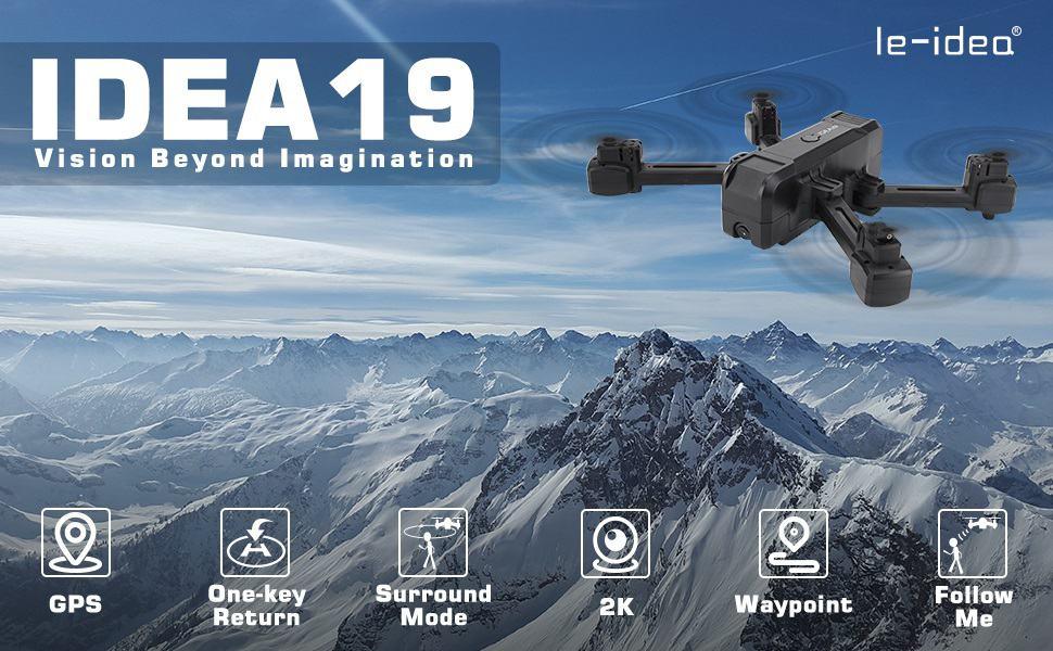 idea 19 drone 2k